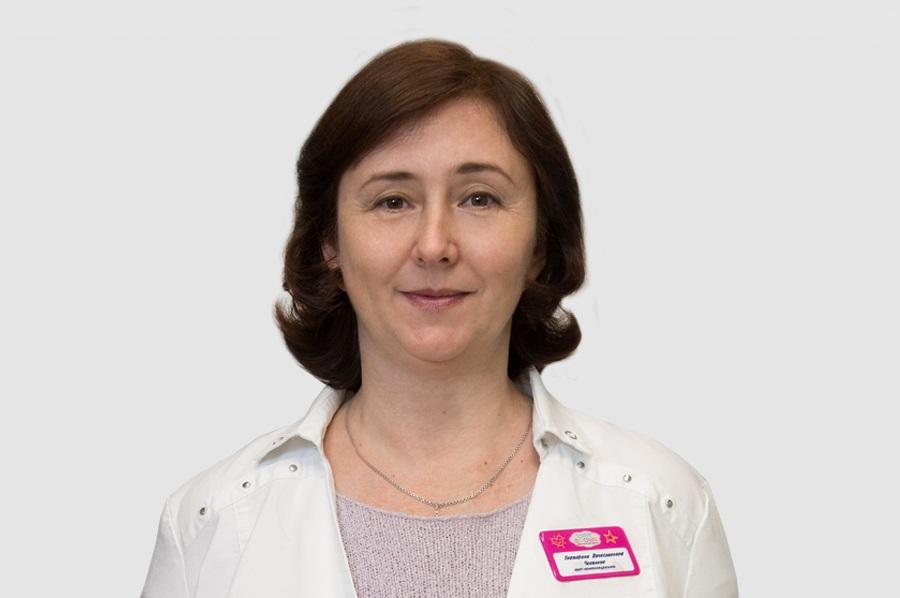 Чекалина Екатерина Вячеславовна