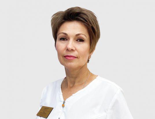 Рябова Елена Дмитриевна