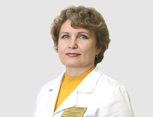 Закирова Лариса Николаевна