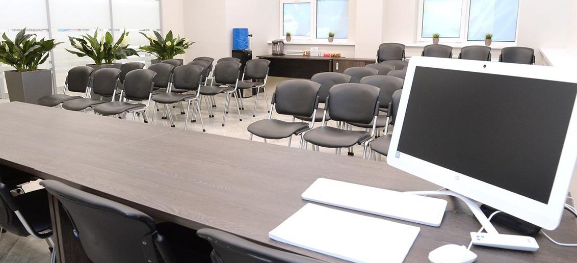 Предлагаем комфортный оборудованный конференц зал в аренду! 500 рублей в час.