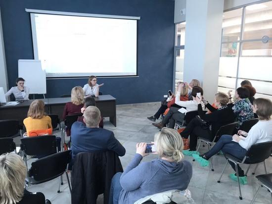 18 апреля на базе клиники неврологии и эпилептологии «ТОНУС ЛАЙФ» прошла встреча общества детских неврологов
