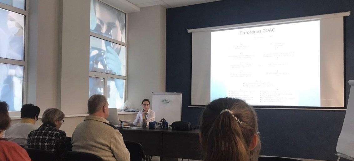 Очередной Факультет усовершенствования врачей-оториноларингологов прошел на базе клиники неврологии и эпилептологии «ТОНУС ЛАЙФ»