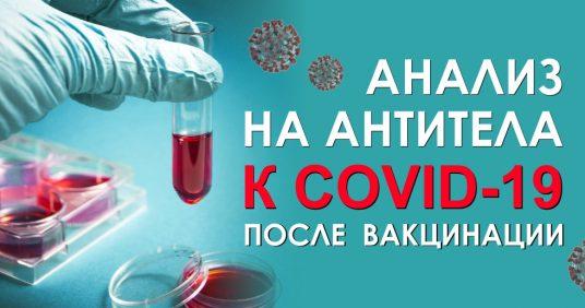 Количественный тест на антитела к коронавирусу – теперь в «Тонус»! Убедитесь в крепком иммунитете после вакцинации!
